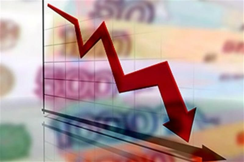 Резкое падение курса рубля в 3 квартале 2014 – графики и прогнозы