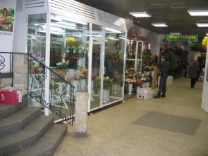 Расположение торговой точки для цветочного бизнеса