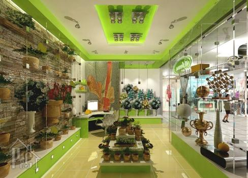 Дизайн магазина цветы фото