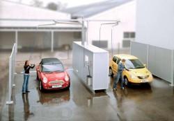Сколько стоит построить автомойку самообслуживания под ключ?