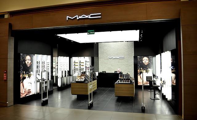 Официальные магазины косметики mac