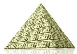 Суть финансовой пирамиды в России