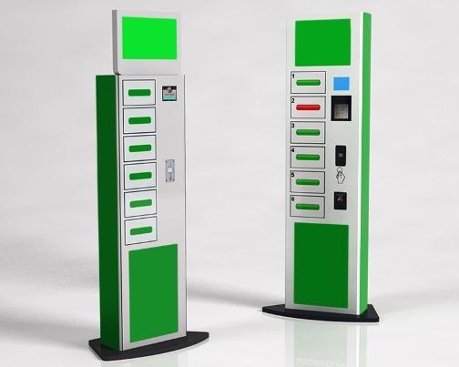Автоматы для зарядки мобильных устройств