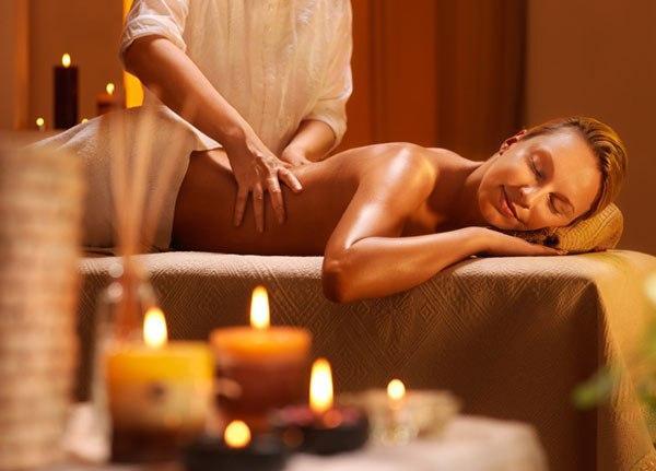 Релаксационный массаж