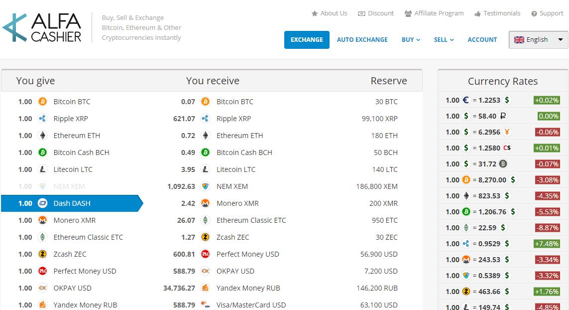Alphacashier.com