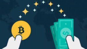 Как обменять биткоин