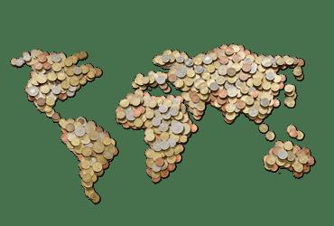 вклад международный