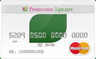 кредитной карты «Прозрачная»