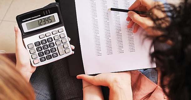 Кредитный договор для потребительского кредита