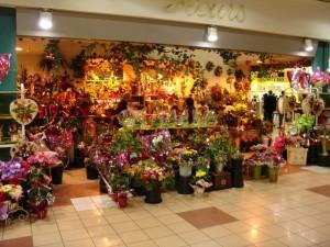 На какую аудиторию рассчитан цветочный магазин