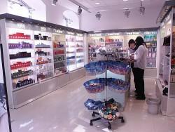 Магазин косметики - персонал
