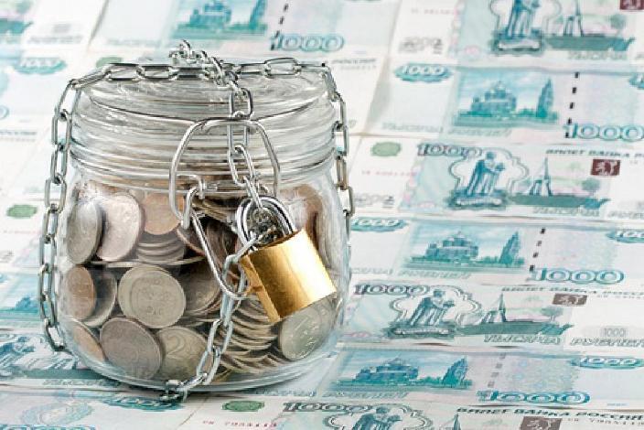 Резервный фонд формируется за счет