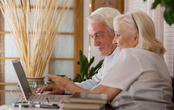 Интернет для пенсионеров