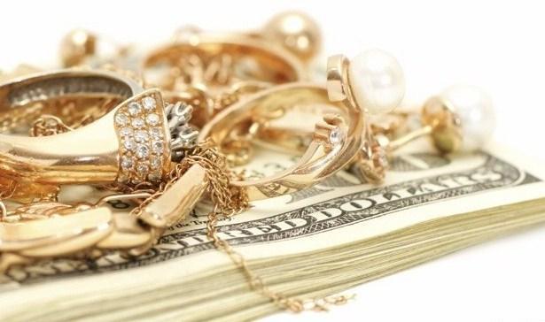 Продать золото