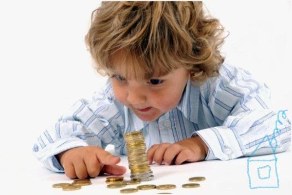 Использование детских денег