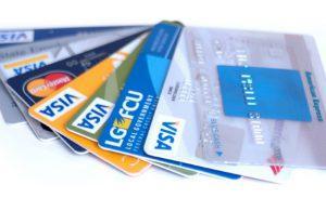 Карты кредитные и зарплатные