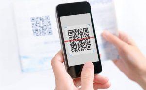Оплата по QR-коду в ВТБ 24